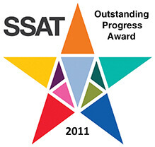 SSAT Outstanding Progress Award 2011