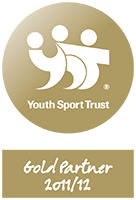 Youth Sports Trust Gold Partner Logo