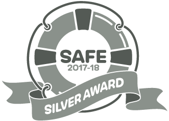 SAFE Silver Award Logo